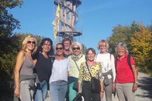Damen 50 Wanderung zum Schönbuchturm 12.10.2018